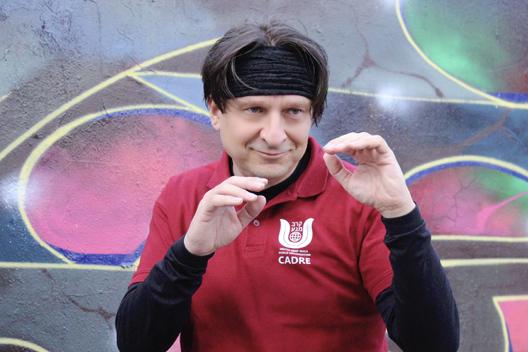 Instruktor Marcel Simonides